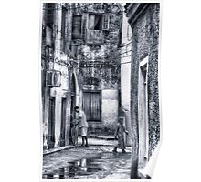 Stone Town Alley Poster