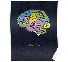 The Geek Brain Poster