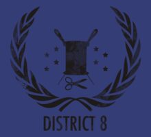 District 8 by Rachael Thomas