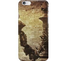 Metal Fence iPhone Case iPhone Case/Skin