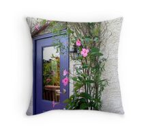 Vine Framing Throw Pillow