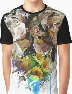 Ephemera III: The Detective and the Blogger Graphic T-Shirt