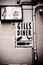Gills Diner by Andrew Wilson