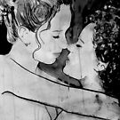 kiss me by Loui  Jover