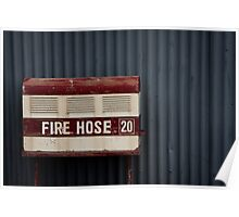 Fire Hose 20 Poster