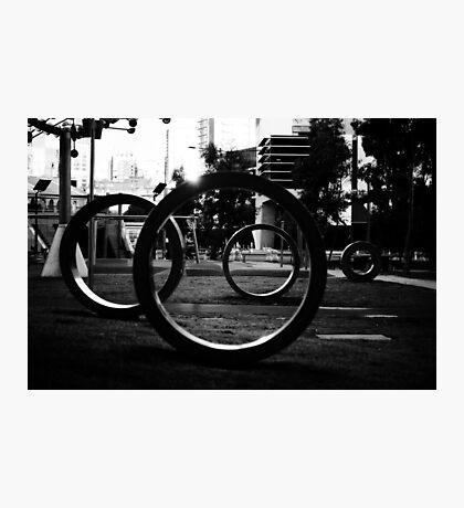 Hoops Photographic Print