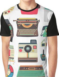 Retro Technology 2.0 Graphic T-Shirt