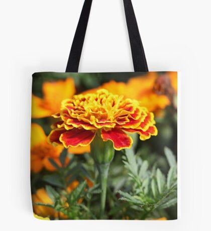 Marigold  Flower 7109 Tote Bag