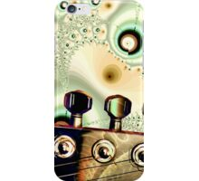 Guitar Head - Fantasy - Musical Instruments iPhone Case/Skin