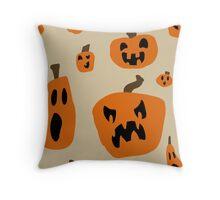 Spooky Scramble (Ver. VI) Throw Pillow