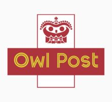 Owl Post by Tom Kurzanski