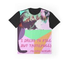Dressed to Kill Graphic T-Shirt