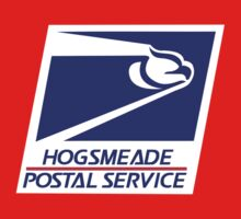 Hogsmeade Postal Service Kids Clothes