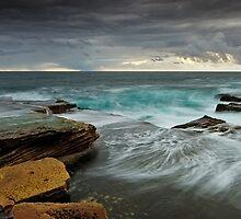Mahons' Swirls by Mark  Lucey