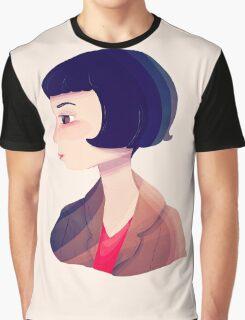Amelie Graphic T-Shirt
