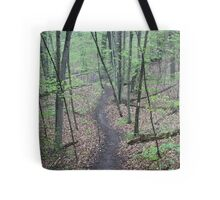 Ravine Trail 3307 Tote Bag
