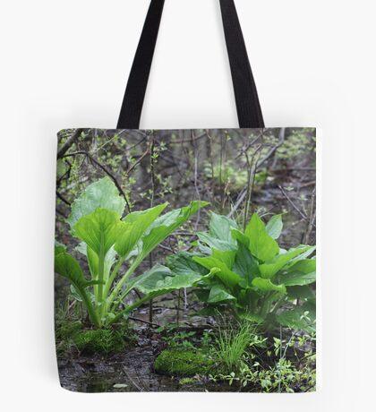 Ravine Trail Vegetation 3281 Tote Bag