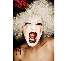 Le Cirque Du Vampire Photographic Print