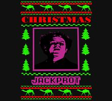 Dr. Steve Brule CHRISTMAS JACKPROT UGLY SWEATER T-Shirt
