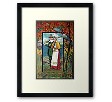 Best Thanksgiving Wishes Framed Print