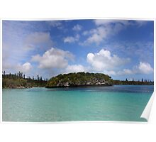 Isle of Pines, New Caledonia Poster