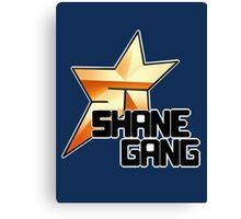 Shane Gang Canvas Print