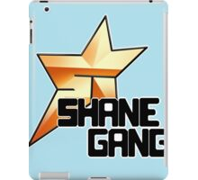 Shane Gang iPad Case/Skin