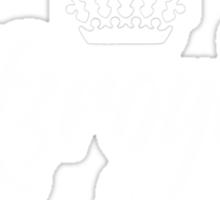 Fitzroyalty Sticker