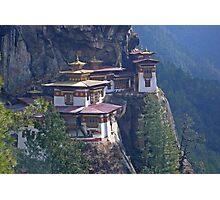 Tigers Nest Monastery Photographic Print