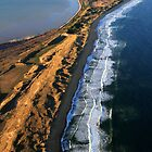 South Arm neck from the air by clickedbynic
