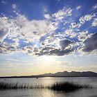 Lake Havasu sunset by EmanuelAZ