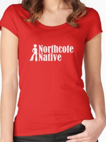 Northcote Native Women's Fitted Scoop T-Shirt