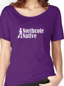 Northcote Native Women's Relaxed Fit T-Shirt