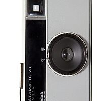 Kodak Instamatic 28 Camera by Ross Jardine