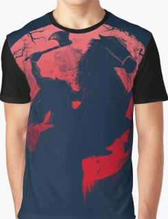 Headless Horseman Graphic T-Shirt