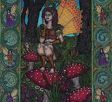 The Woodland Fairy by CherrieB