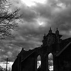 Beechworth Old Hospital, North East Victoria by Jenny Enever