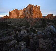 Smith Rock State Park by Chaney Swiney