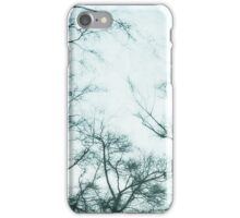 Forever Blue Trees iPhone Case iPhone Case/Skin