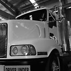 Trucking it, North East Victoria by jenenever