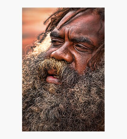 Aboriginal Photographic Print