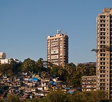 Progress in Mumbai by AjayP