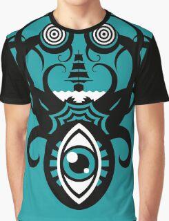 Monster by MUCK. Crypto Zoo. Kraken Graphic T-Shirt