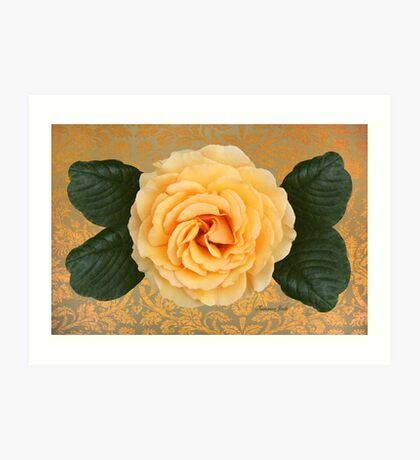 The Subject Was Roses ~ Intrigue  Art Print