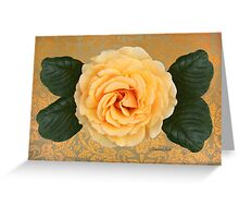 The Subject Was Roses ~ Intrigue  Greeting Card
