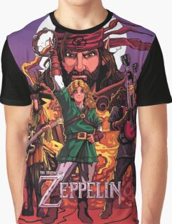 The Legend of Zeppelin Graphic T-Shirt