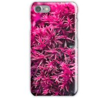 Pink Moss iPhone Case iPhone Case/Skin