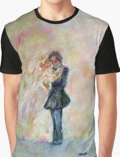 Wedding Dance Artist Designed Gifts Graphic T-Shirt