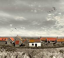 Illes Maitresse, Les Minquiers by Kristian Bell