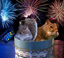 Happy New Year by Rookwood Studio ©
